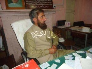 Dr. Israr Ullah