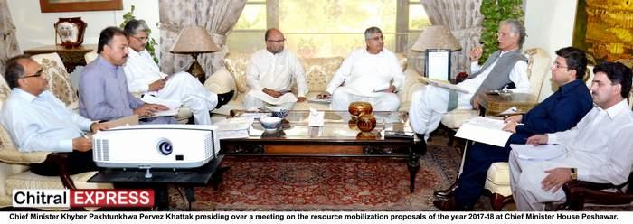 Photo of وزیراعلیٰ ہاؤس پشاور میں نئے مالی سال کیلئے وسائل کے انتظامات اور فنڈز میں اضافے سے متعلق اجلاس