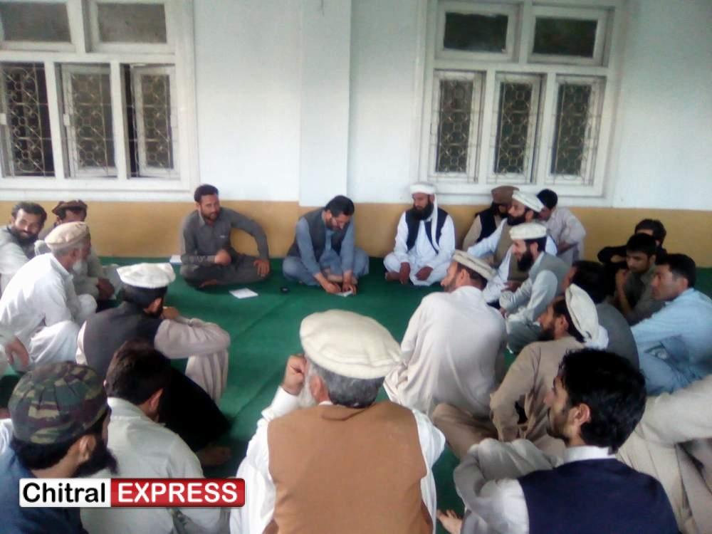 Photo of گرفتار افراد پر لگائے گئے دفعہ 7ATAواپس لیا جائے اور پولو ٹورنمنٹ موخر کیا جائے۔ضلع ناظم مغفرت شاہ