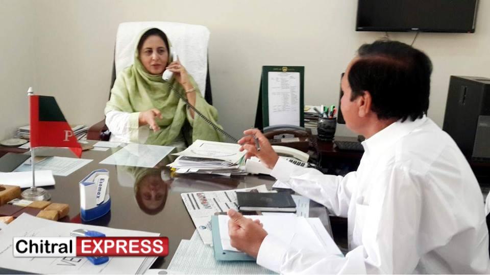 Photo of خواتین کاروباری سرگرمیوں میں عملی طور پر شریک ہوں تاکہ صوبے میں معاشی سرگرمیوں میں تیزی آئے ۔رکن قومی اسمبلی ساجدہ ذولفقار خان