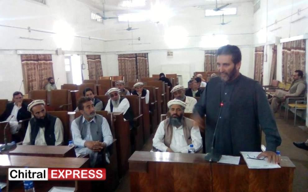 Photo of ضلع کونسل چترال کے اجلاس کی پہلے دن کی جھلکیاں