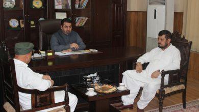 Photo of سارک چیمبرکے نائب صدرحاجی غلام علی کی سربراہی میں ایف پی سی سی آئی کے وفدنے افغان جنرل کونسلر نجیب اللہ احمدزئی سے ملاقات کی